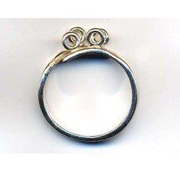 base per anello regolabile 4 magline