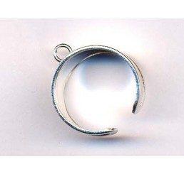 base per anello regolabile con maglina saldata